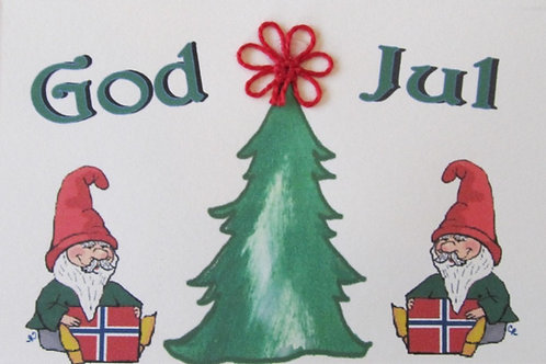 HY030 - GOD JUL