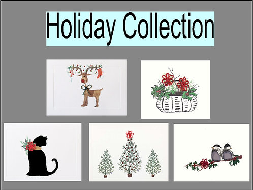HC001 - HOLIDAY COLLECTION