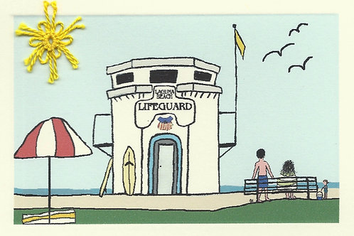 MS030 - LIFE GUARD LAGUNA