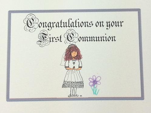 GR088 - HOLY COMMUNION