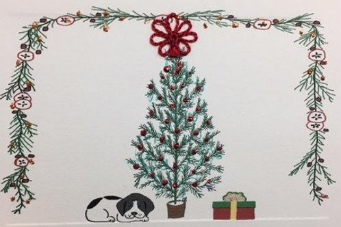 HY053 - TREE DOG PKG