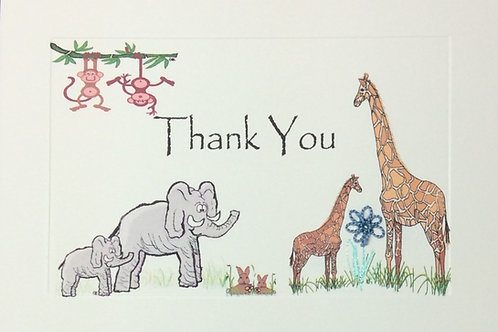 TY035 - ANIMALS THANK YOU