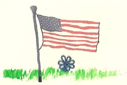 ET007 - AMER FLAG
