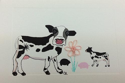 AN037 - COWS & PIGS