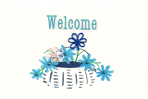 GR018 - WELCOME