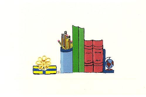 MS002 - BOOKS