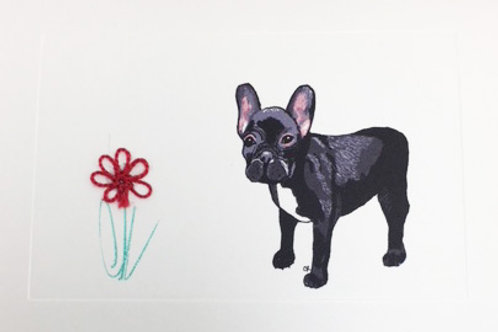 DG071 - FRENCH BULLDOG