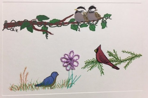 BD013 - BIRDS 4