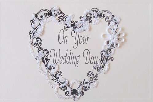 GR006 - WEDDING HEART
