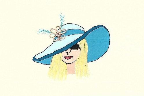 MS032 - GIRL HAT
