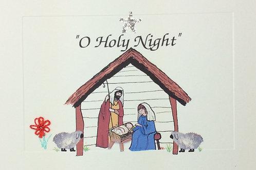 HY009B - O HOLY NIGHT