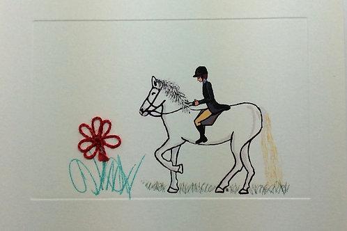 AN036 - WHITE HORSE