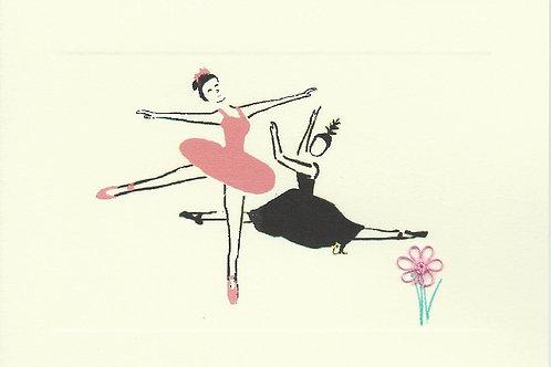 SP024 - BALLET DANCERS