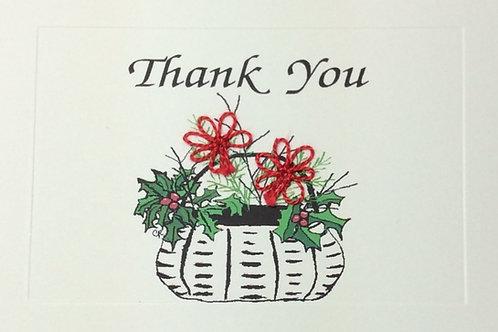 HY057 - THANK BASKET
