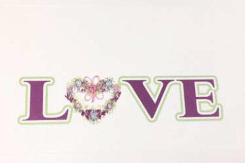 GR067B - LOVE IN PURPLE
