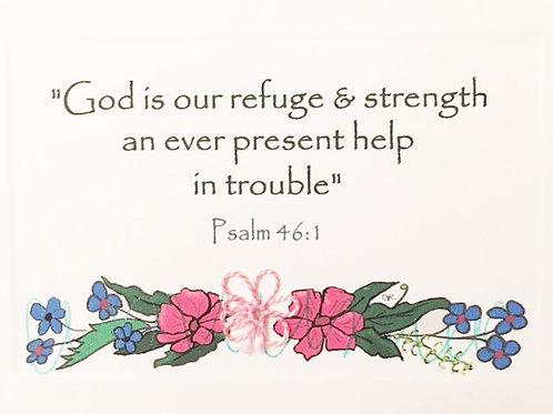 SC028 - GOD IS REFUGE