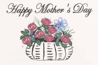 GR063 - MOTHERS DAY ROSE BASKET
