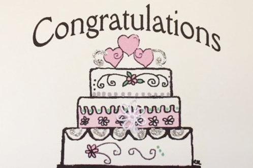 GR083 - WEDDING CAKE