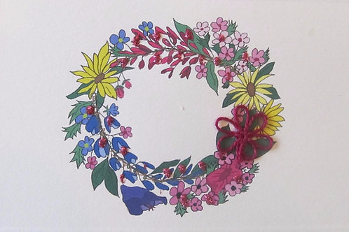 FL009 - WREATH