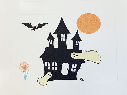 MS050 - HAUNTED HOUSE