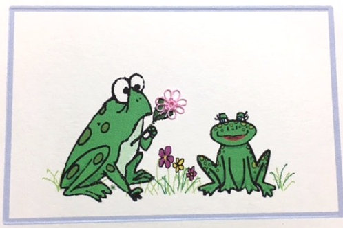 AN012 - FROGS