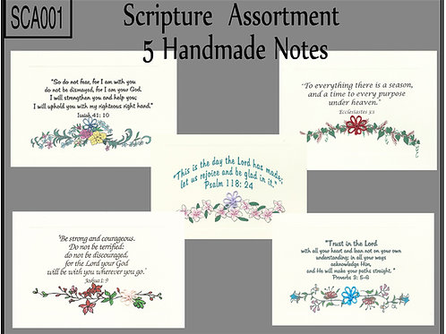 SCA001 - SCRIPTURE ASSORTMENT