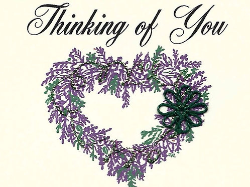 GR030 - THINK PUR HEART