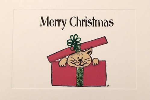 HY070 - CAT BOX MERRY
