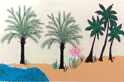 MS044 - PALM TREES