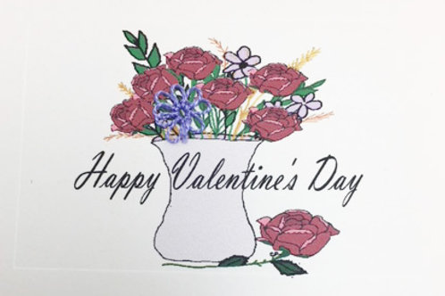 GR079 - VALENTINE ARRANGEMENT