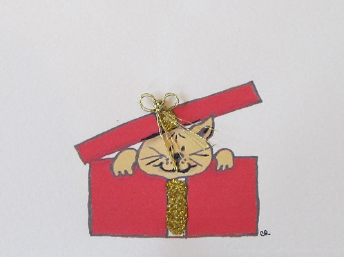 HY034 - CAT GIFT
