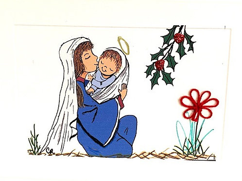 HY114 - MARY AND JESUS