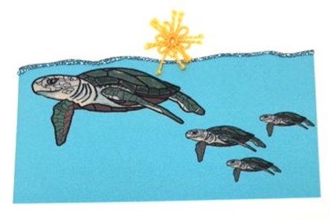 AN031 - SEA TURTLE