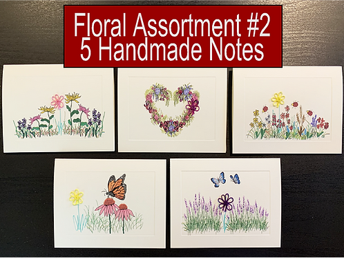 FLA002 - FLORAL ASSORTMENT #2