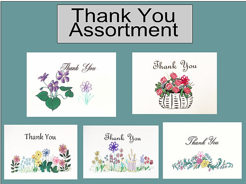 TYA001 - THANK YOU ASSORTMENT
