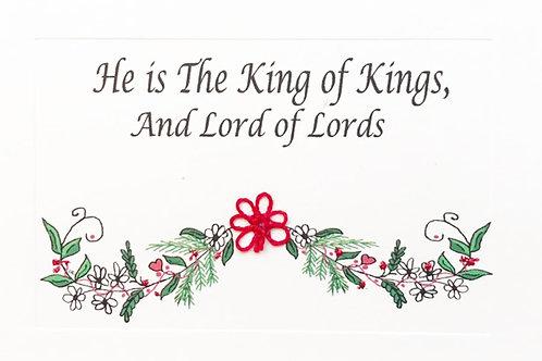 SC026 - KING OF KINGS
