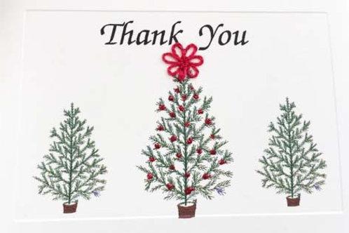 HY027 - THANK TREES