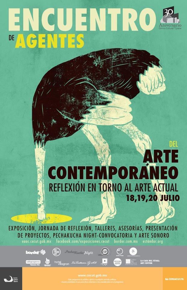 Encuentro de agentes del Arte contemporáneo / CECUT