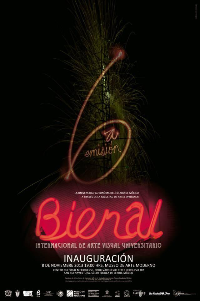 Bienal Internacional de Arte Visual Universitario