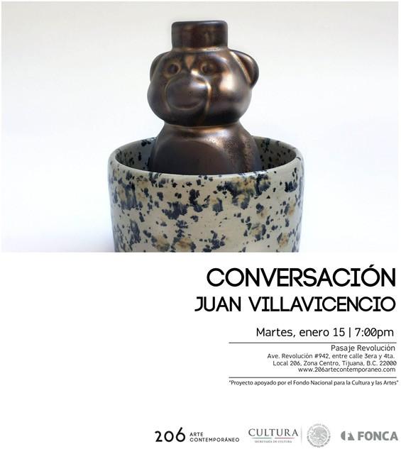 Conversatorio / 206 Arte Contemporáneo