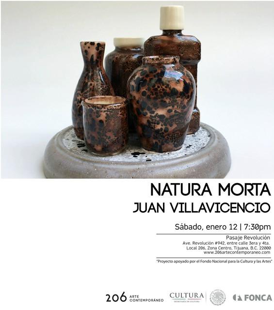 Natura Morta / 206 Arte Contemporáneo