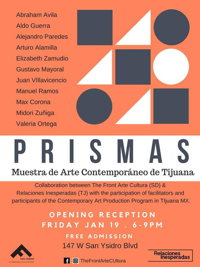 Prismas / The FRONT