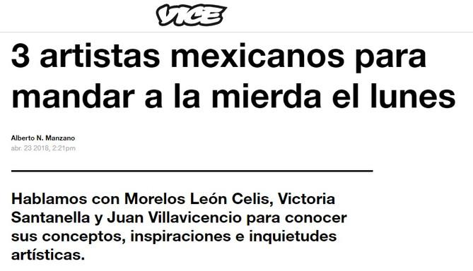 Entrevista VICE México