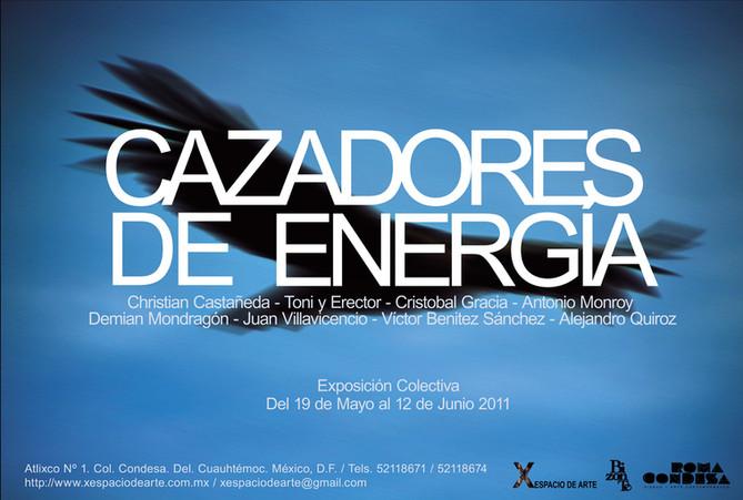 Cazadores de energía
