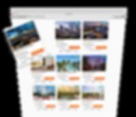 Work2Live Explore web page