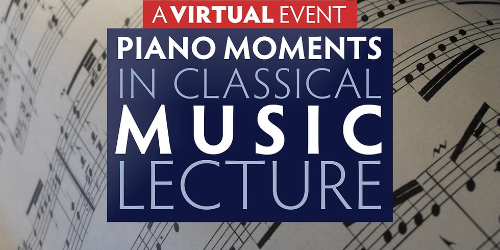 Piano Moments in Classical Music