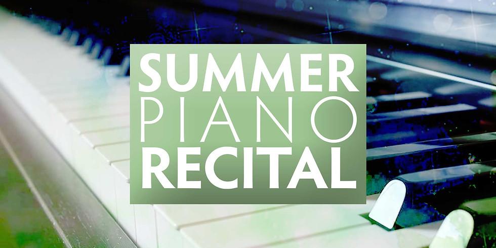 Summer Recital