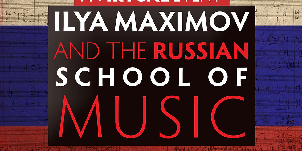 Conversations with Ilya Maximov