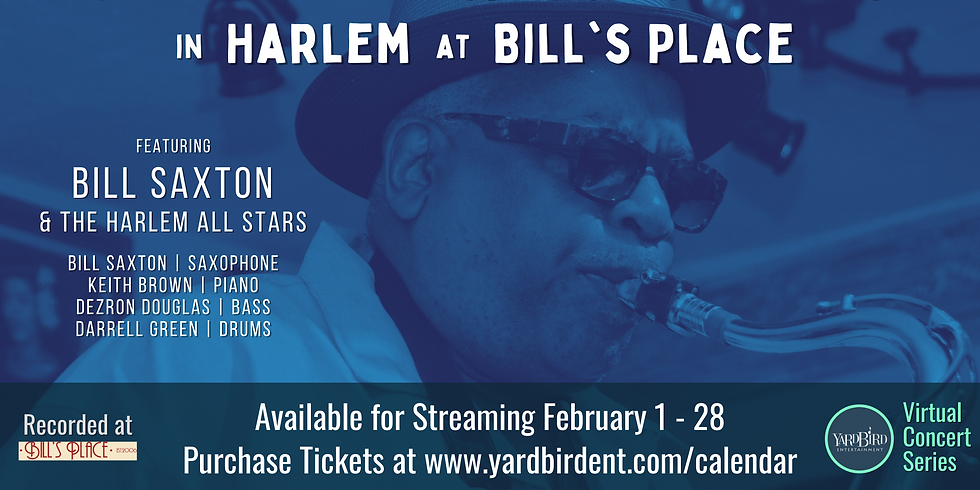 Celebrate Black History Month in Harlem at Bill's Place