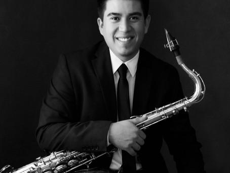 Abel Mireles - Saxophone